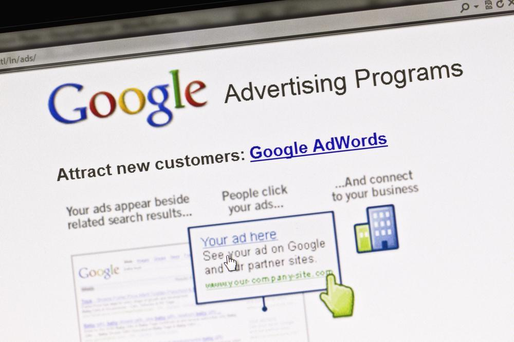 Google AdWords pay per click for law firms