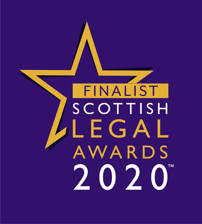 scottish legal award finalist moore legal