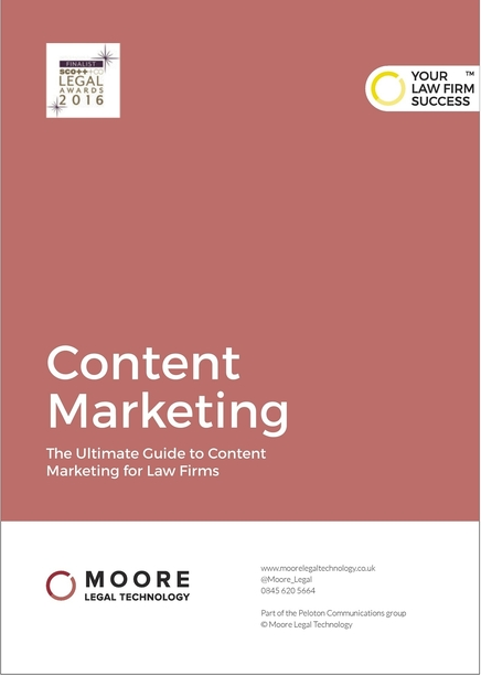 Guide to Content Marketing for Law Firms