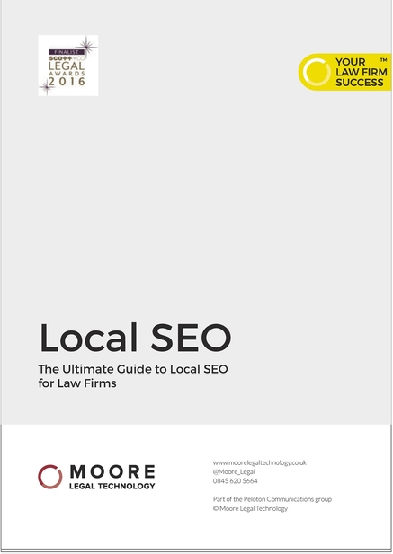 Guide to Local SEO for Law Firms