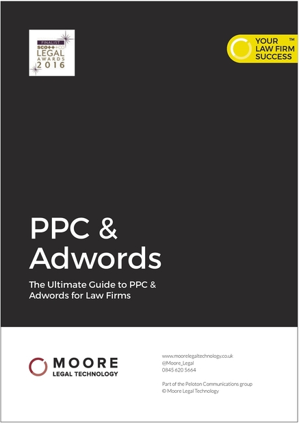 Guide to Google Adwords/PPC for Law Firms
