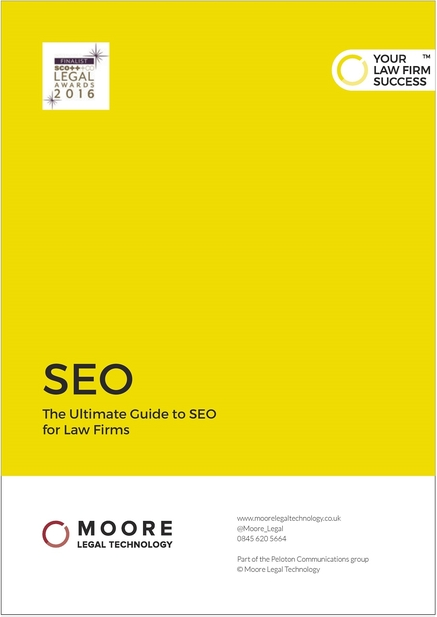 Guide to SEO for Law Firms
