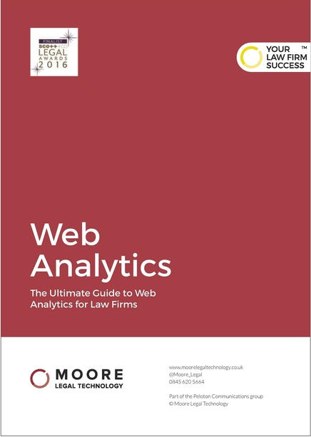 Guide to Web Analytics for Law Firms