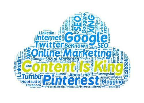 law firms content is king