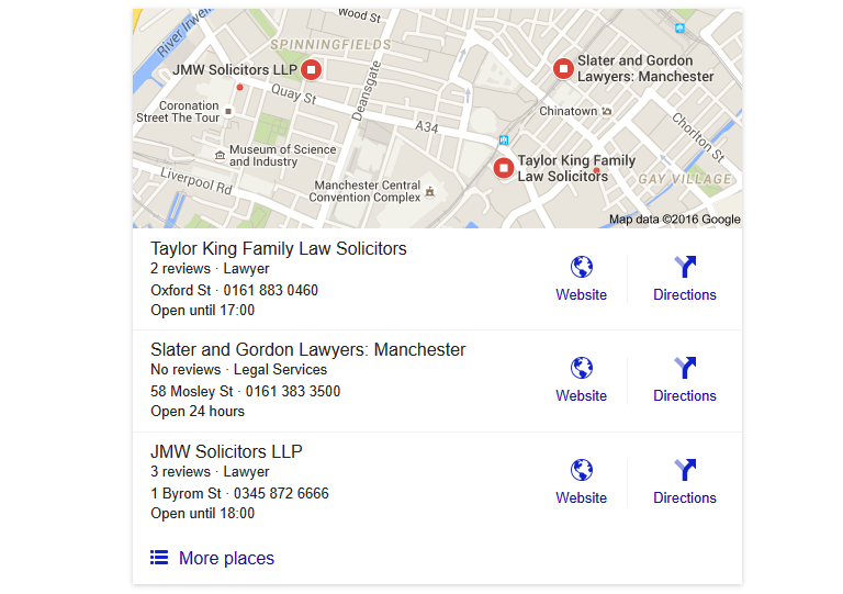 manchester local legal search rankings
